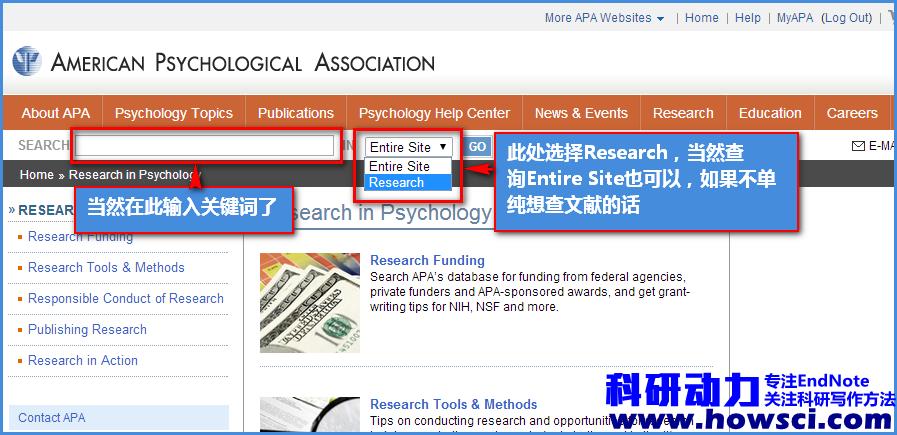 EndNote批量导入APA-American Psych Assn文献的方法