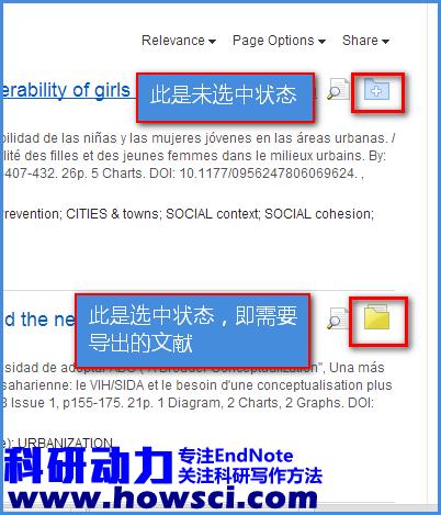 EndNote批量导入EBSCO文献的方法