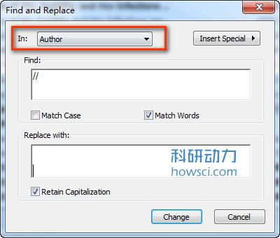EndNote 导出文献到 Excel 方法二