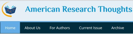 American Research Thoughts杂志怎么样