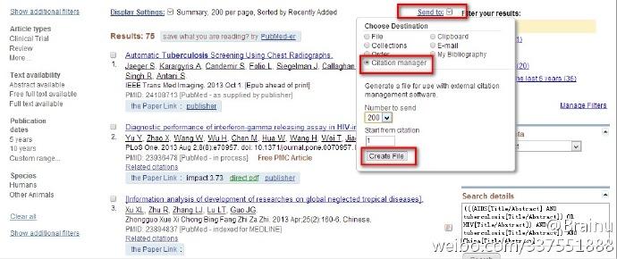 EndNote导入PubMed文献的方法