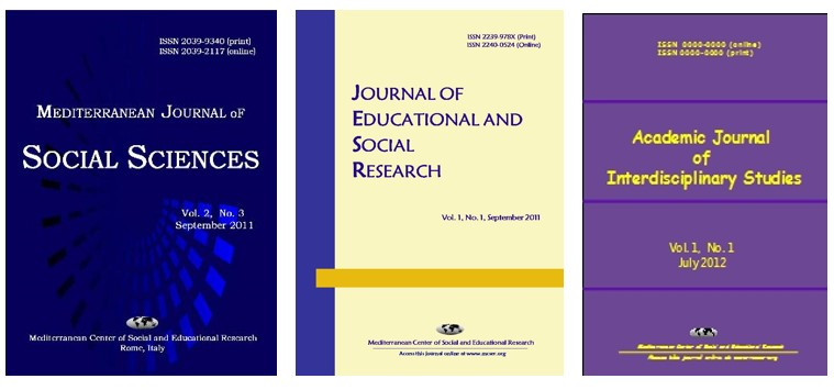野鸡出版商Mediterranean Center of Social and Educational Research